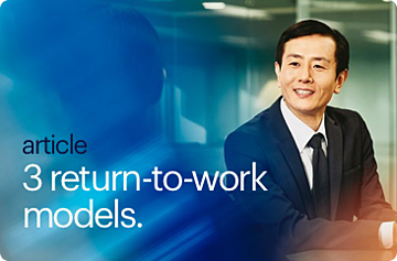 article 3 return-to-work models