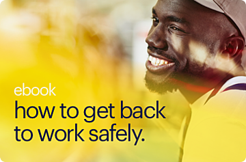 ebook how to get back  to work safely