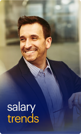 salary trends button tall