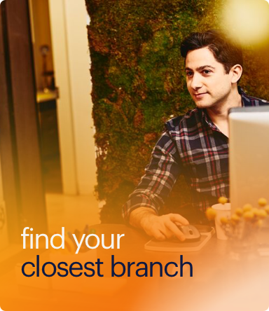 Find Your Branch Button DT