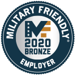 Military Friendly Employer Bronze