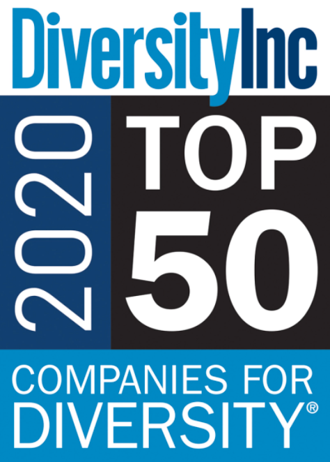 2020 diversity inc top 50 campanies for diversity