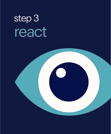 Step 3 React Button