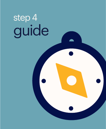 Step 4 Guide Button