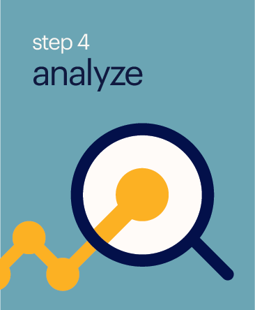 Step 4 Analyze Button