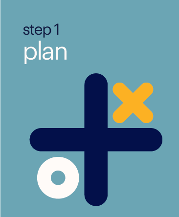 Step 1 Plan Button