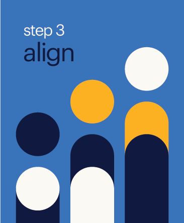Step 3 Align Button