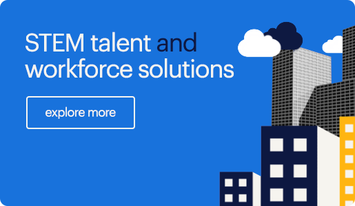 STEM talent and workforce solutions